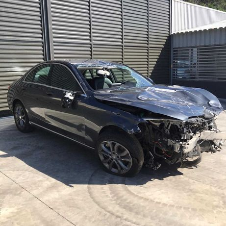 Mercedes C300h Avantgard