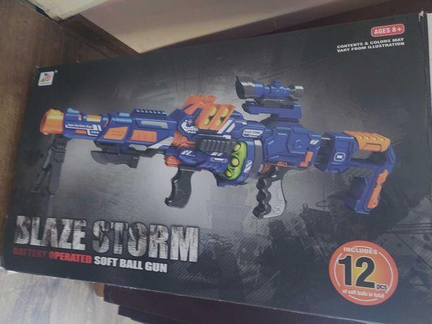 Продам дитячий бластер Blaze Storm