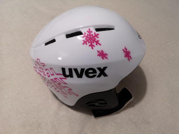 Kask narciarski UVEX