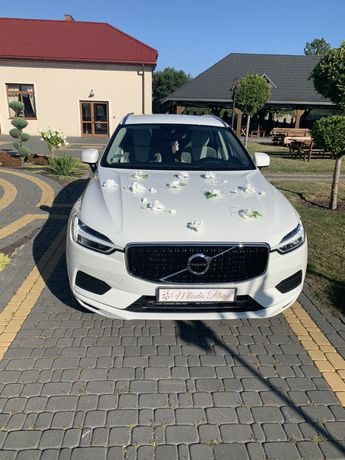 Auto do Ślubu Volvo Xc 60