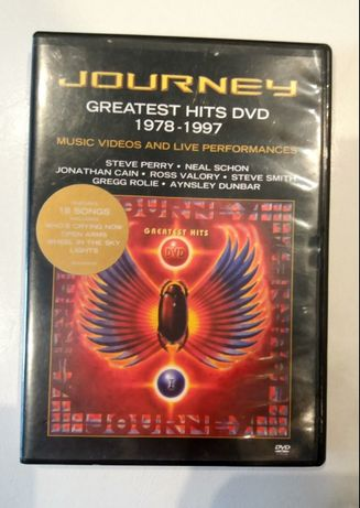 JOURNEY - Greatest Hits DVD