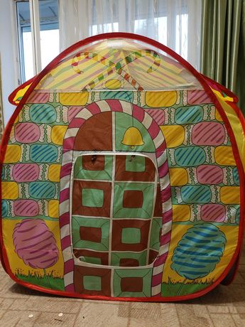 Домик, палатка детская