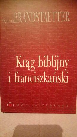 Brandstaetter Roman Krag biblijny i franciszkański