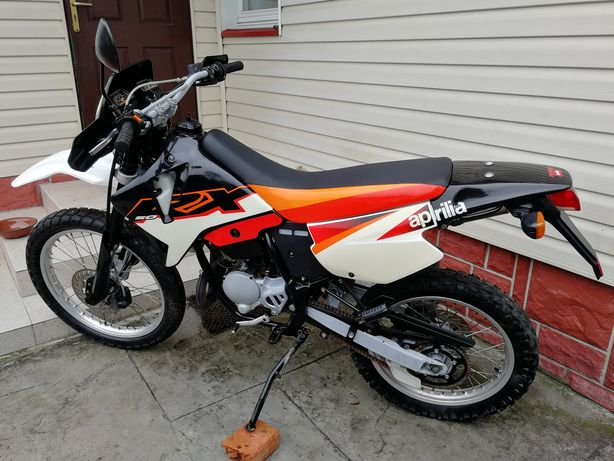 Aprilia Rx 50 enduro cross motorower