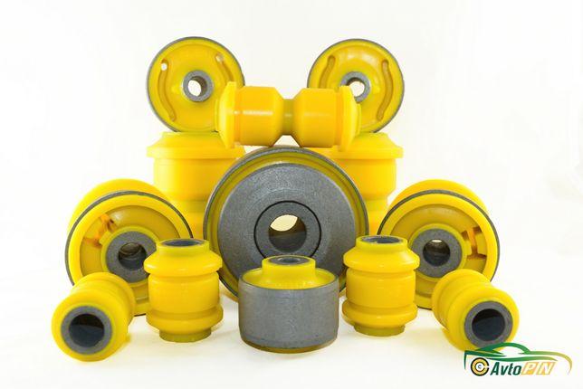 Полиуретановые Сайлентблоки,Втулки Bmw E46, X5,E39,E34,E32,E38,E65,E66