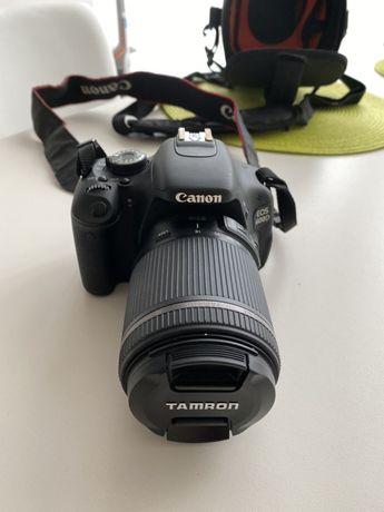 Фотоаппарат CANON d600
