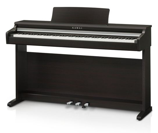 Kawai KDP 110 R palisander mat - pianino cyfrowe