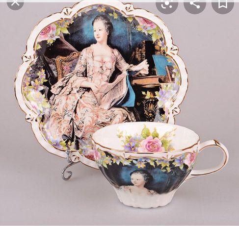 Чайный набор маркиза
