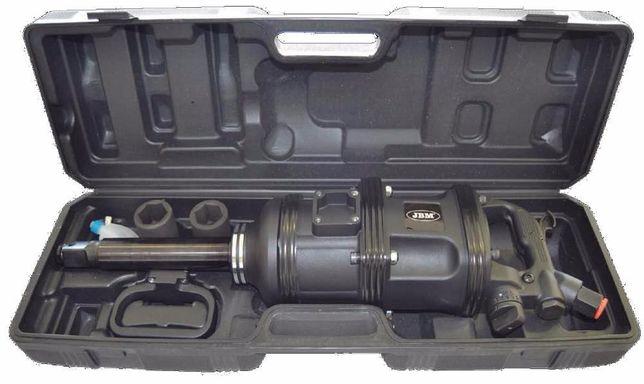 """Chave Aparafusadora de Impacto a ar JBM 1"""" para pesados 3.260 Nm"""