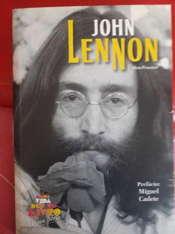 Livro John Lennon- Alan Posener