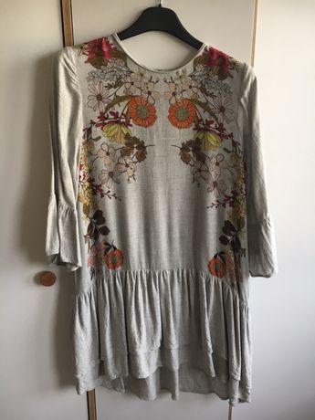 Sukienka z firmy Zara rozmiar S.