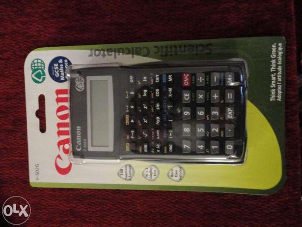 Calculadora cientifica Canon