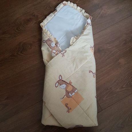 rożek otulacz niemowlęcy