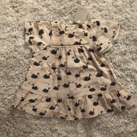 Sukienka Zara r. 86-92