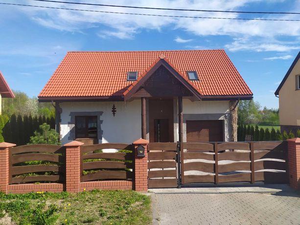Dom jednorodzinny na Mazurach