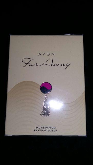 Avon.Far Away. Woda perfumowana. 50 ml. Nowa. Zafoliowana.