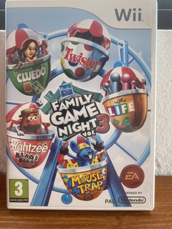 Family Game Night vol 3 - Wii