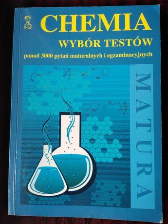 Chemia. Wybór testów. Andrzej Persona. Wydanie XIII