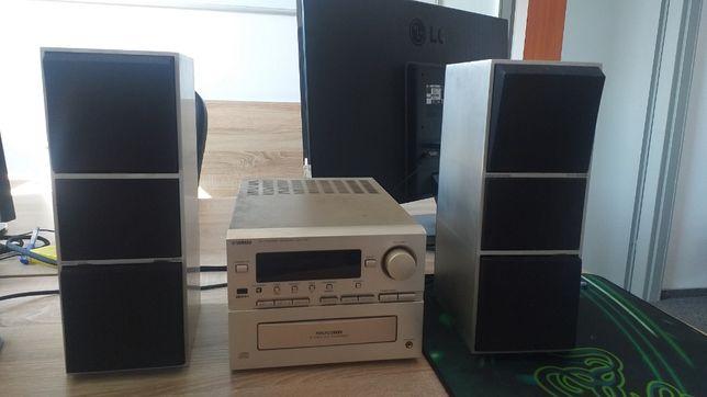 Kolumny bang olufsen beovox 110 + Yamaha CRX-M5