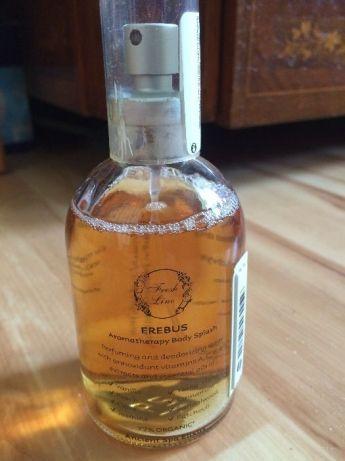 Парфум Erebus , Organic ,made in Greece, натуральные масла, Эксклюзив