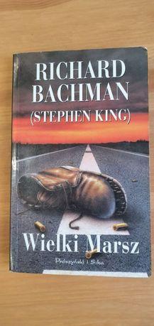 Wielki Marsz Stephen King Richard Bachman