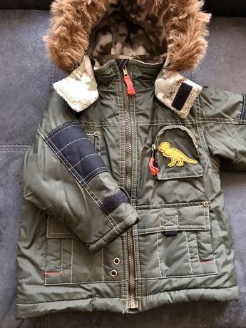 Парка, куртка еврозима, холодная осень, весна 86-92р на 1-2р