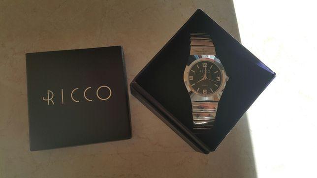 Zegarek Ricco nowy, nieużywany, branzoleta, męski