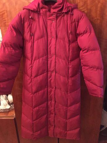 Płaszcz włoski zimowy ciepły
