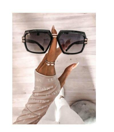 Okularki  okularki BLACK GOLD przeciwsloneczne uv 400