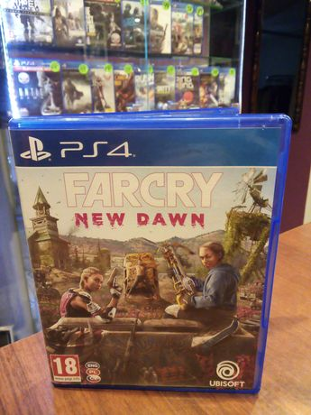 FARCRY New Dawn PS4 super stan