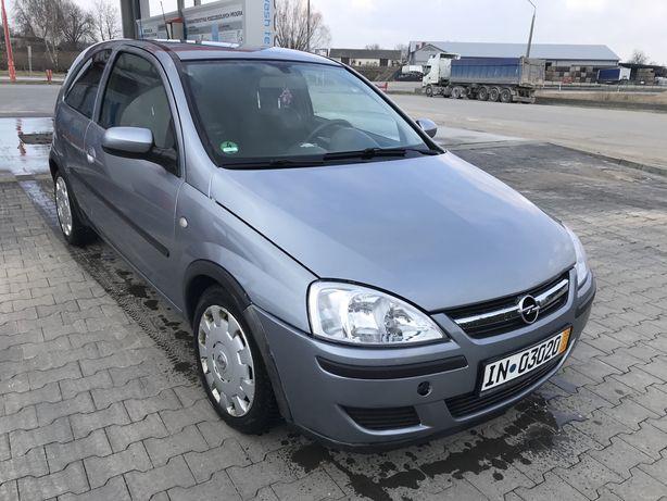 Sprzedam Opel Corsa 1.7 diesel 2004 rok Sprowadzona Klimatyzacaja