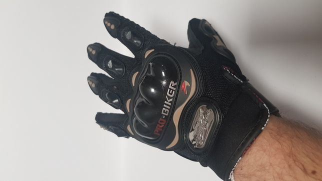 Rękawice motocyklowe firmy Probiker