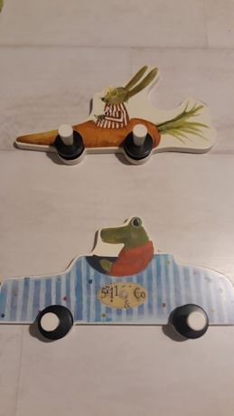 Wieszaki Ikea dla dzieci