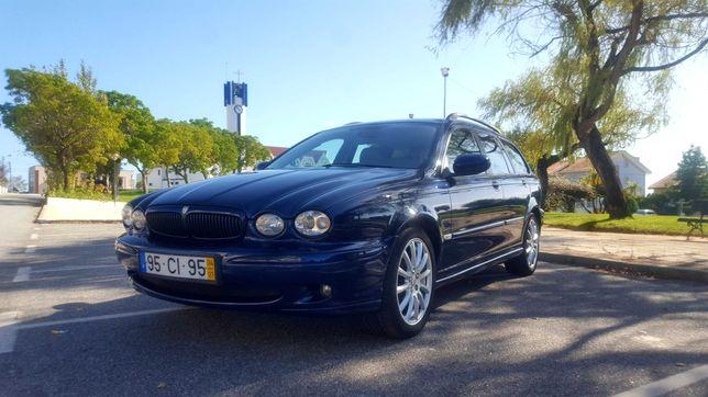 jaguar X-type diesel