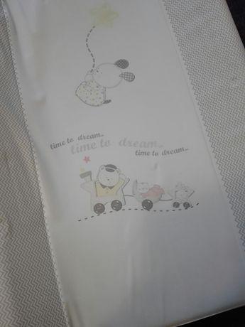 Przewijak dla dziecka ceba baby + prześcieradełko
