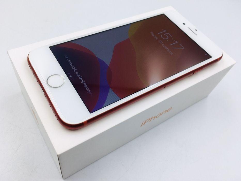 iPhone 7 128GB RED • NOWA bateria • GW 1 MSC • AppleCentrum Wrocław - image 1