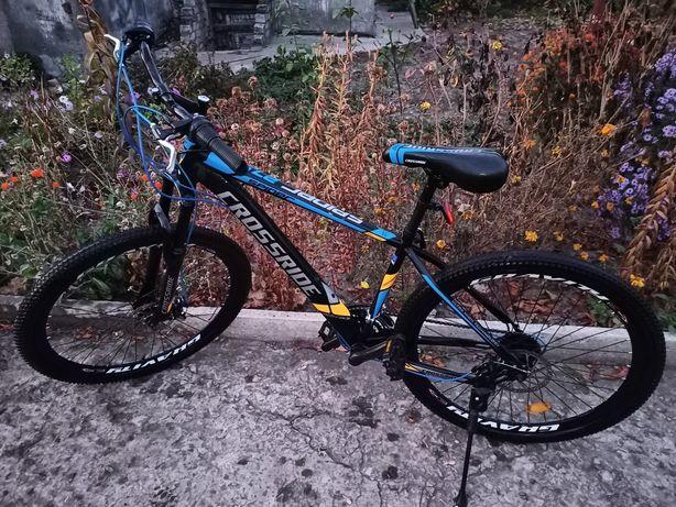 Велосипед Crossride Spider