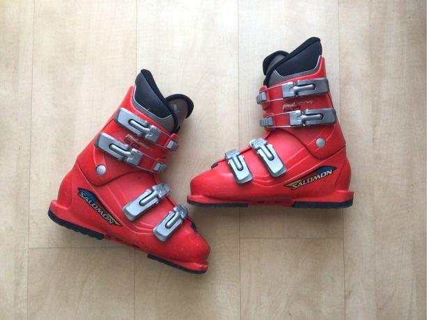 Buty narciarskie Salomon Falcon 60 rozmiar 38 ( 24-24,5 cm)