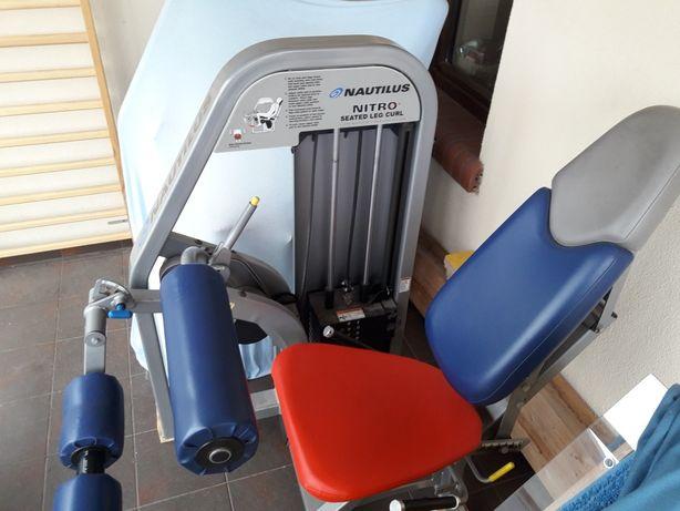 Maszyna dwugłowy uda nóg