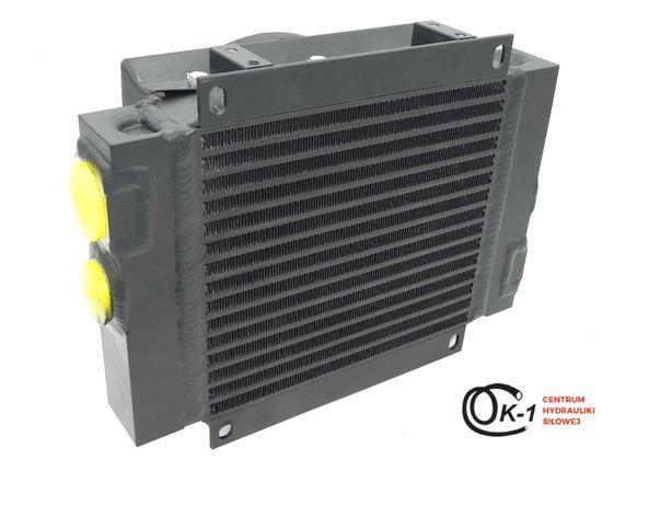 Chłodnica oleju 125 L 12V lub 24V z wentylatorem termostat