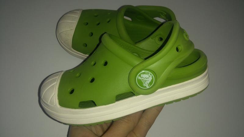 Crocs c 7 Кременчуг - изображение 1