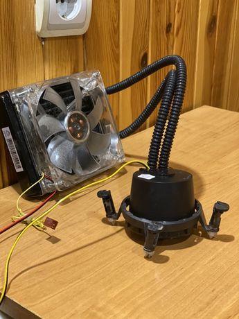 Водяное охлаждение / водянка для комп'ютера
