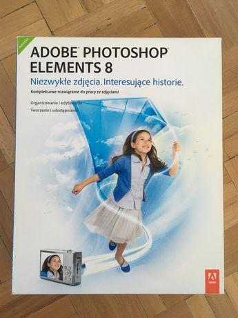 Adobe Photoshop Elements 8 na płycie