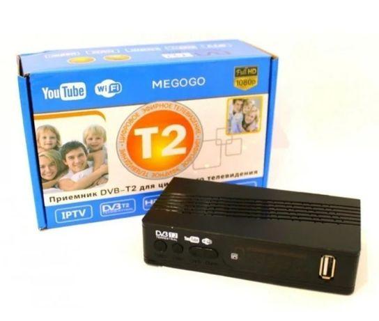 Т2 Megogo настроенный + Internet (Гарантия 1 год)