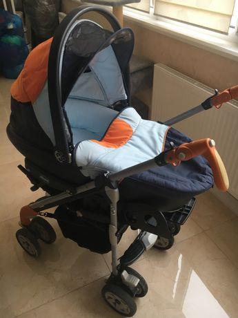 Детская коляска трансформер 2в1 Chicco