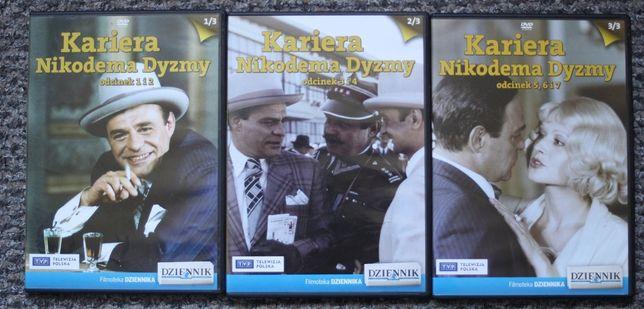 Kariera Nikodema Dyzmy - Cały serial - 3x DVD