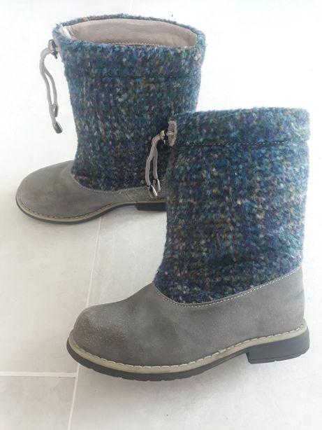 Сапожки демісезонні ( сапоги, чобітки, чоботи )