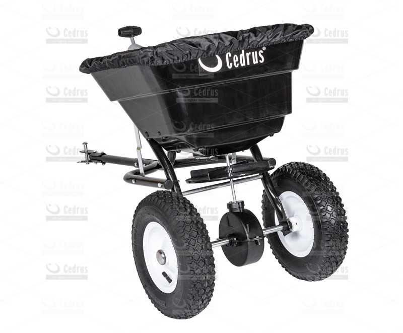 Rozsiewacz do traktorka 29 l Cedrus - Baras