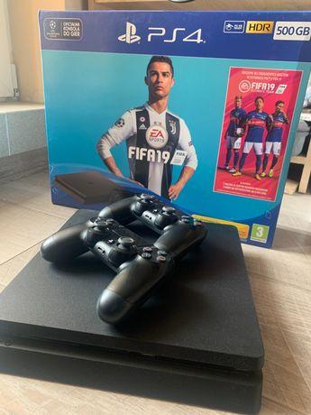 Приставка PS4 500gb