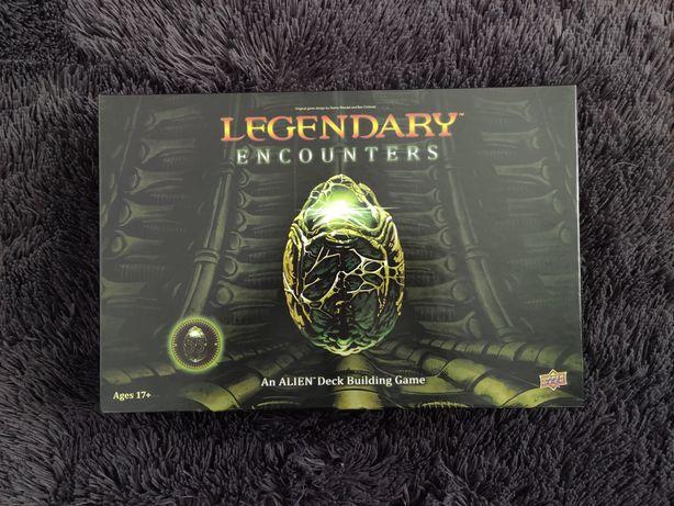 Legendary Encounters Alien - jak nowa - gra planszowa karciana